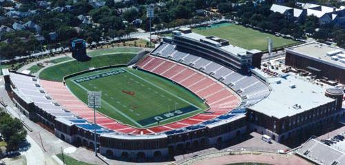 Gerald J Ford Stadium