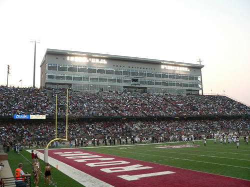 Troy (MO) United States  City new picture : Movie Gallery Veterans Stadium