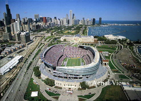 Soldier Field - Sports - 425 E Mcfetridge Dr, Chicago, IL, United States