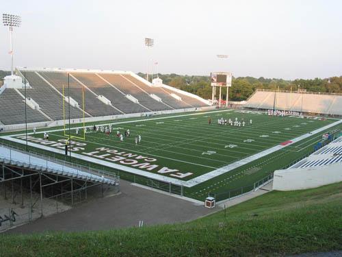 Fawcett Stadium