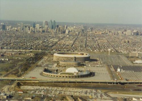 John F Kennedy Stadium
